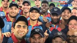 Namibia beats Dubai Qualifies for T20 Word Cup