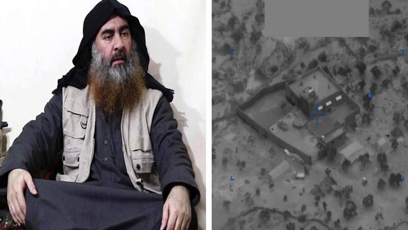 pentagon releases footage and details on isis leader al baghdadi raid
