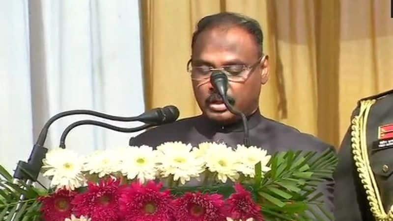 Girish Chandra Murmu takes oath as first Lieutenant Governor of Union Territory of Jammu and Kashmir