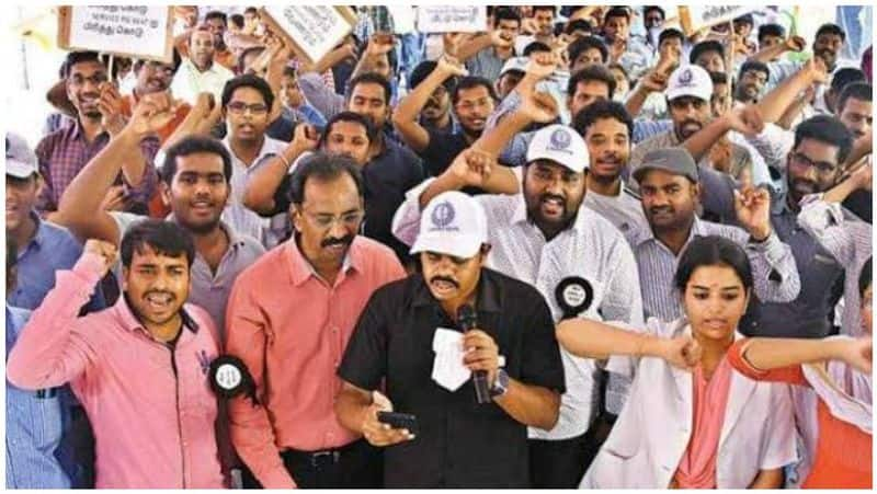 salary will not give protesting doctors- health deportment officials  says