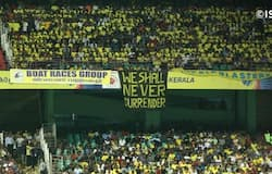 <p><strong>Highest attendance: </strong>Although we would hurt the sentiments of the fans this season by mentioning this, especially with the matches being held behind closed doors, it is still a noteworthy one. It was in 2016 when Kerala's home match against Atlético de Kolkata, which had ended in a 2-2 draw, saw a record attendance of 80,294, at the Jawaharlal Nehru Stadium in Kochi.</p>