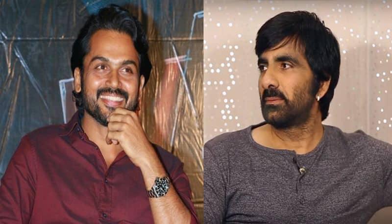 Ravi teja praises Karthi's Khaidi movie