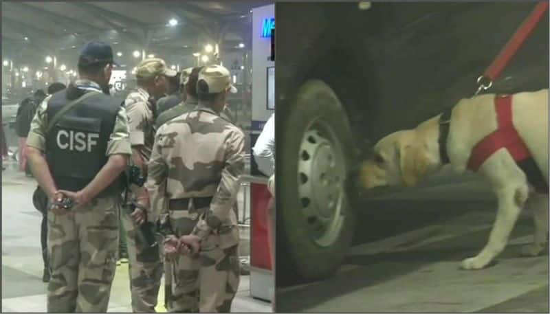 RDX found in suspicious bag at Delhi airport, security beefed up