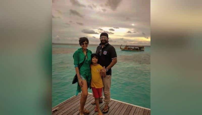 Mandira Bedi shares maldives vacation video which goes viral on social media