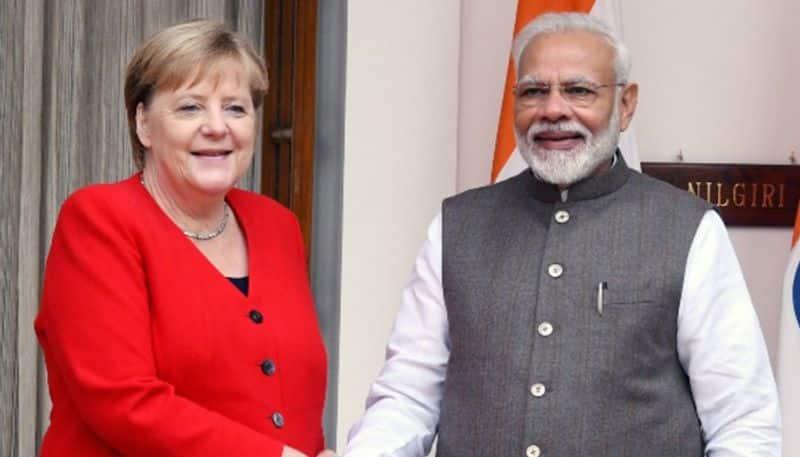 Modi-Merkel meet, India-Germany sign 5 joint declarations of intent