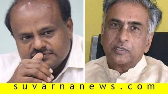 Speaker Basavaraj Horatti React on HD Kumaraswamy Statement About RSS grg