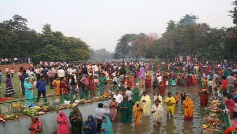 Municipalty takes unique step to environment during Chhatha Puja in Raigung