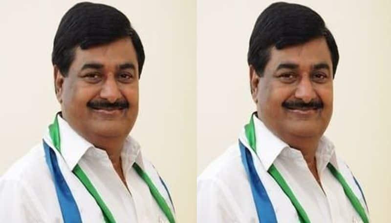 YS Jagan cabinet expansion: Krishnadas to be promoted