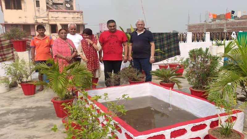 celebration of Chhath Puja in the house of cricketer Ishaan Kishan