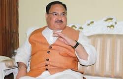 Jagat prakash nadda attack on sonia gandhi and ask questions.