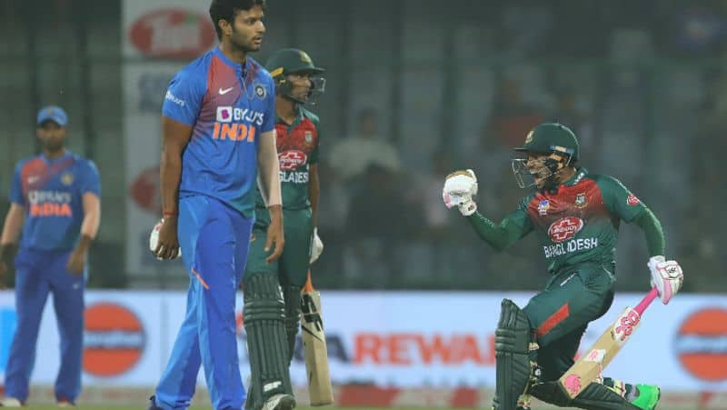 indian skipper rohit sharma reveals the reason for lost first t20 against bangladesh