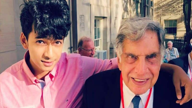 This 27 year old boy compassion for stray dogs give hin am opportunity to work for Ratan Tata