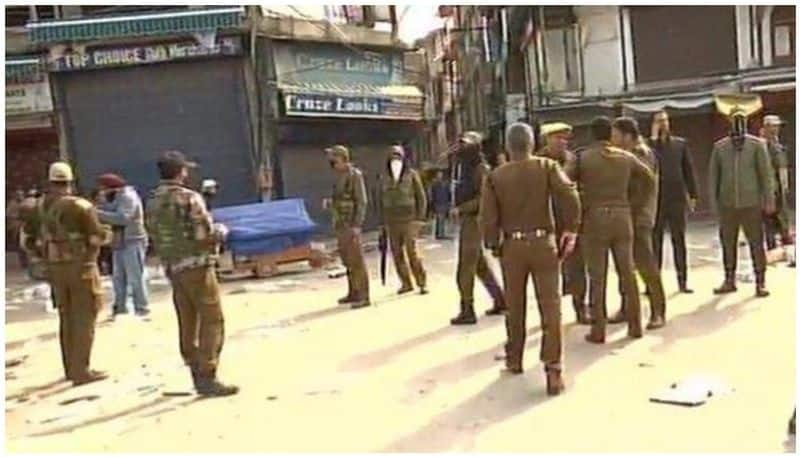 Terrorists are now targeting schools after truck drivers in Kashmir