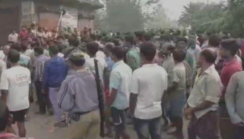 Police arrest a BJP on the charge of murdering TMC leader in Panskura.