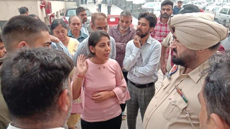 Sensational case of death of a pregnant in Ludhiana, Punjab