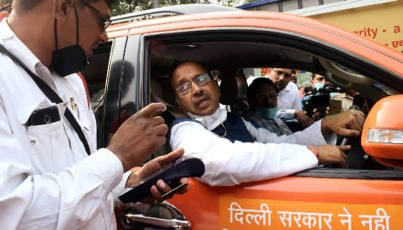 BJP MP fined Rs 4,000 for breaking odd-even rule in Delhi