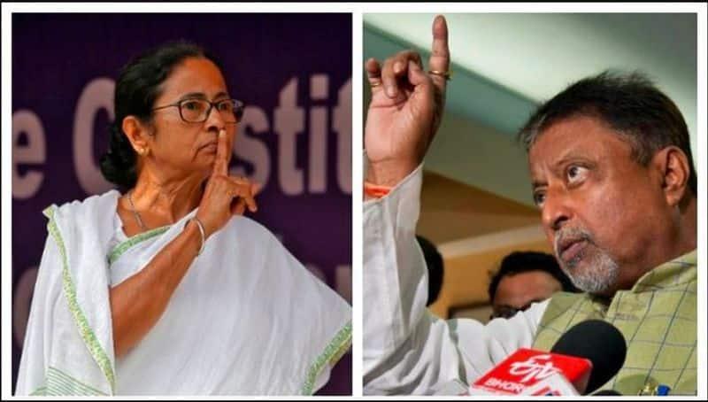 BJP leader Mukul Roy calls Mamata Banerjee pioneer in phone tapping