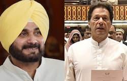 Imran khan invite siddu