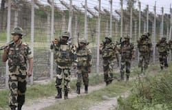 Pakistan fired on LOC, Indian army also gave a befitting reply