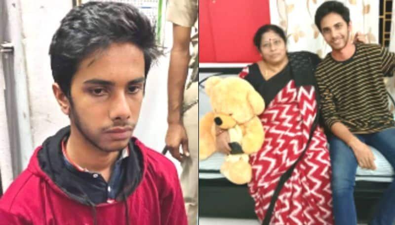 Class eight student left Tripura to meet Sourav Ganguly in Kolkata