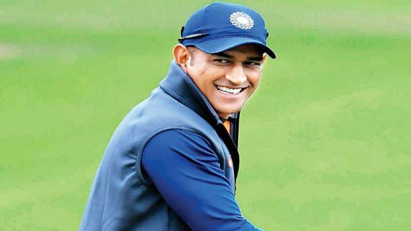 Dhoni ends speculation on his comeback by a cheeky reply