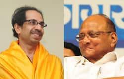 sivasena become cm  told sarath pawar