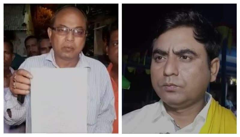 TMC leader Kaizar Ahmed allegedly threatened to kill another leader