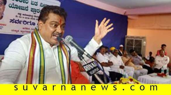 Congress Leader MB Patil Talks Over Corona Cases in Karnataka grg