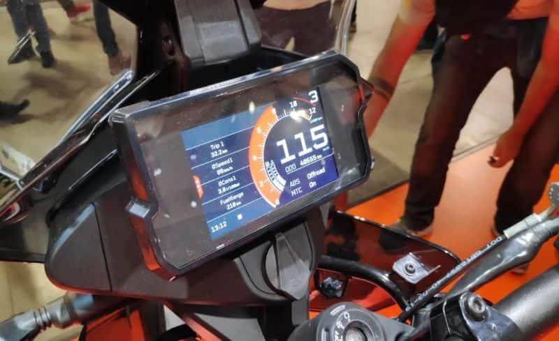 2020 KTM 390 Adventure Breaks Cover