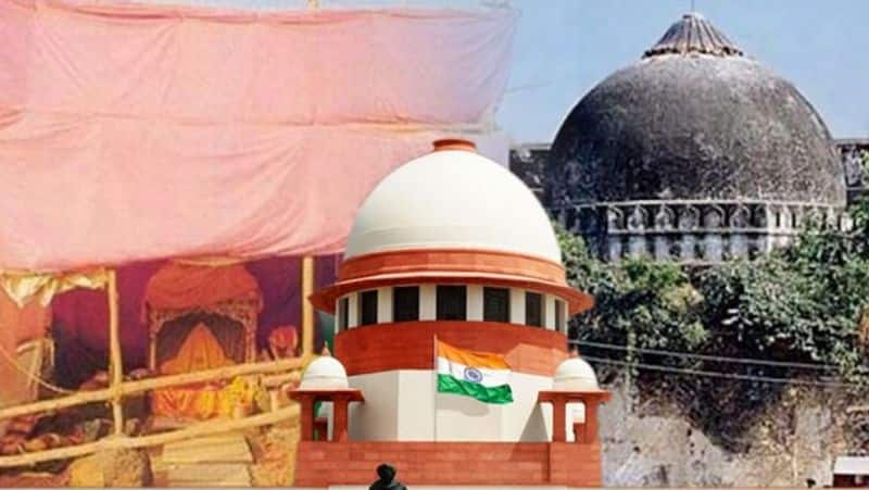 Disputed Land Goes To Hindus Muslims Should Be Accommodated Alternative Land Says Supreme Court