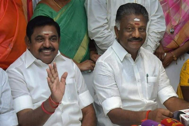 ADMK announced candidate list for rural local body election