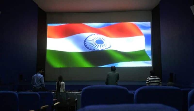 FIR Registered against Movie-Goers Who Sat Through National Anthem in Bengaluru Theatre