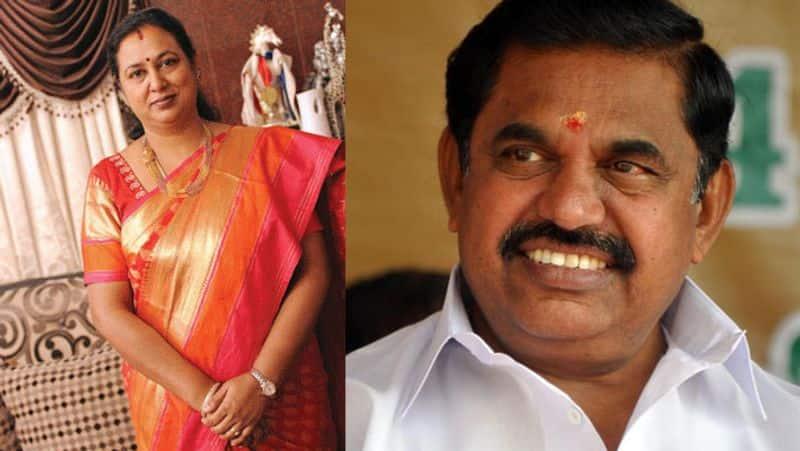 Rajya sabha MP Seat issue...premalatha vijayakanth speech