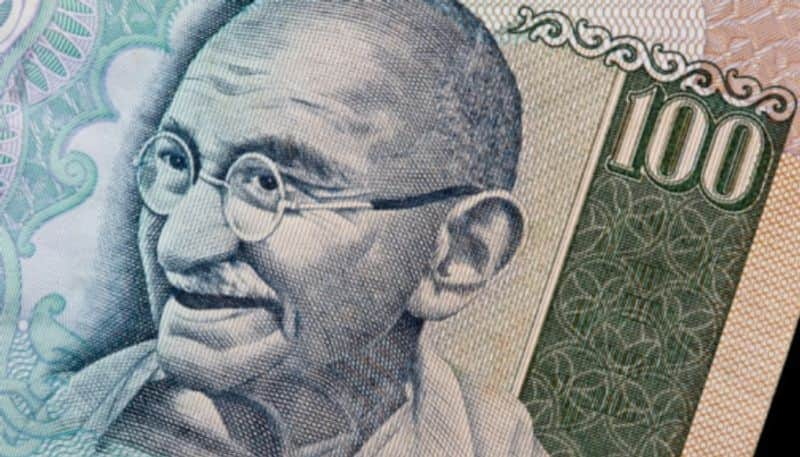 indian rupee hit record low against US dollar