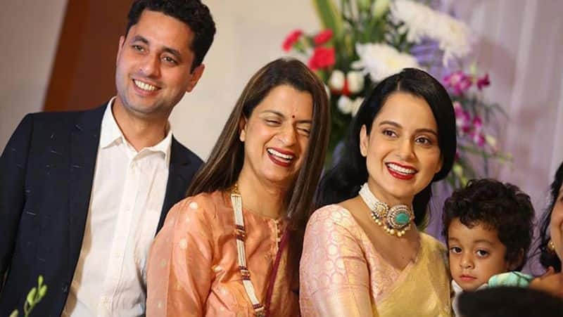 Kangana Ranwat dance at engagement party of her brother