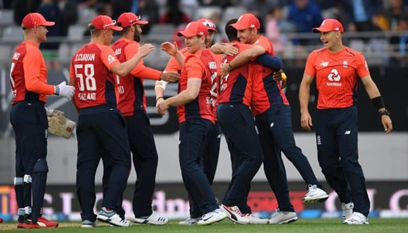 Another thrilling super over England New Zealand Eoin Morgan men win again