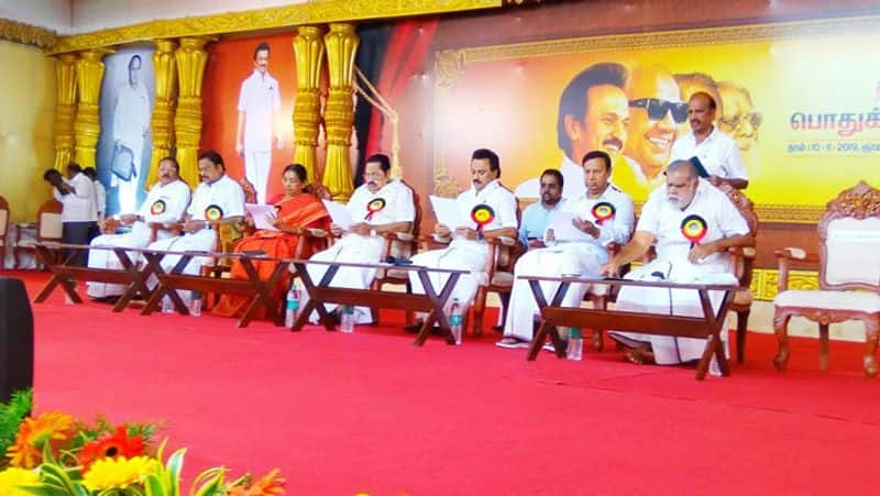 problem between dmk and coalition parties