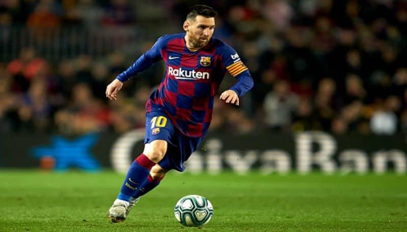 Lionel Messi equals hattricks record with Christiano Ronaldo at Laliga