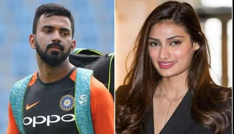 Athiya Shetty REACTS to dating rumours with KL Rahul