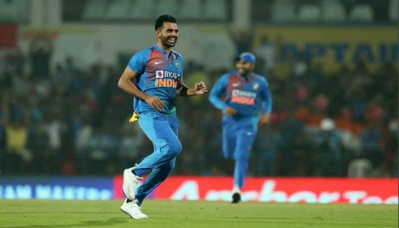 Deepak Chahar World record as best bowling spell in t20 format