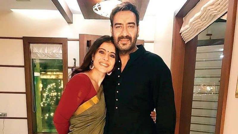 Kajol shares husband Ajay Devgn's Bollywood journey; he is 100 films old