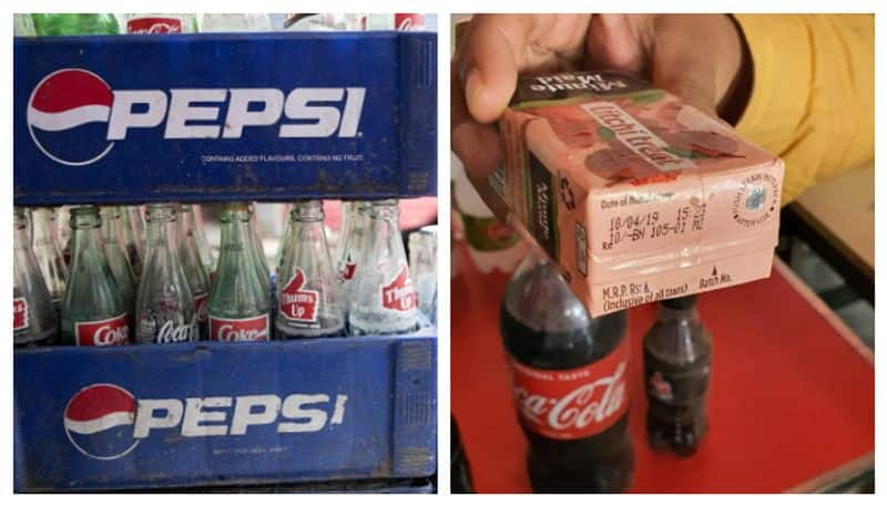 Huge quantity of cold drinks with lapsed expiry date recovered from Murshidabad