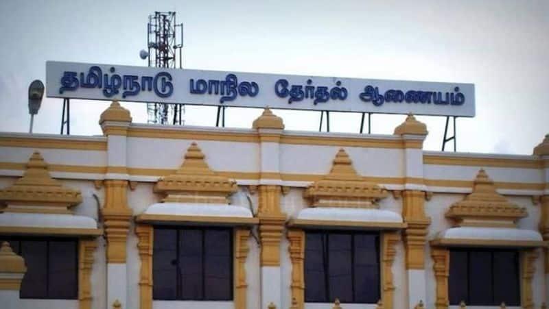 local body election...tamil nadu election commission Affidavits filed