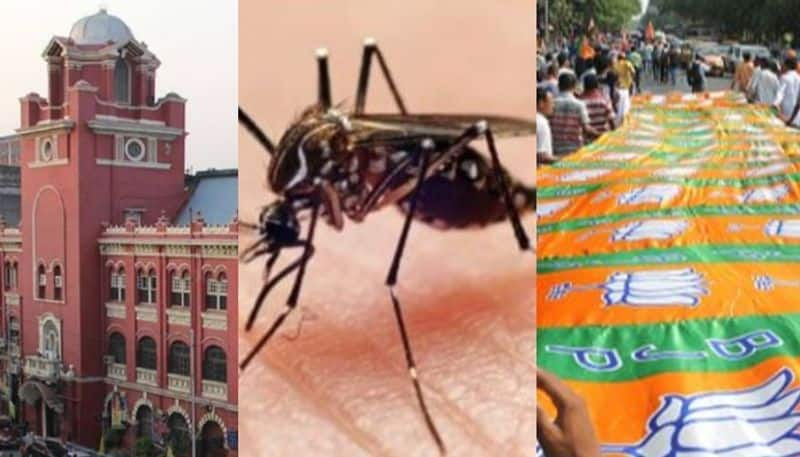 Dengue is one of the biggest tool of BJP in Kolkata municipal corporation election