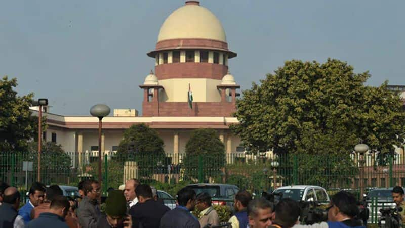 Sabarimala verdict... supreme court recommends for higher bench