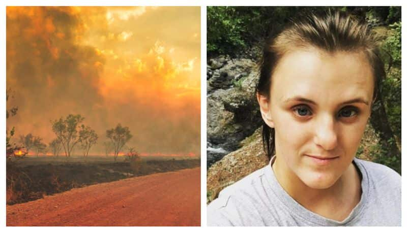 A Pregnant firefighter story In Australia