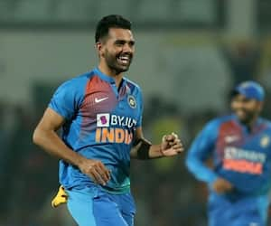 Exclusive Deepak Chahar gives update injury picks best moments of 2019