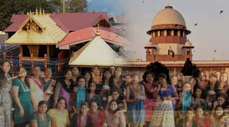 The 10 women who came to Sabarimala ...