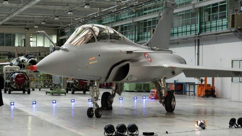 Here is a brief timeline of the Rafale deal case