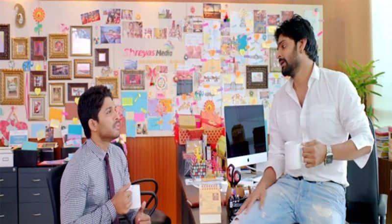 Young hero Sree Vishnu about Stylish star Allu Arjun